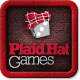 Plaid Hat Games Fan badges for BoardGaming.com