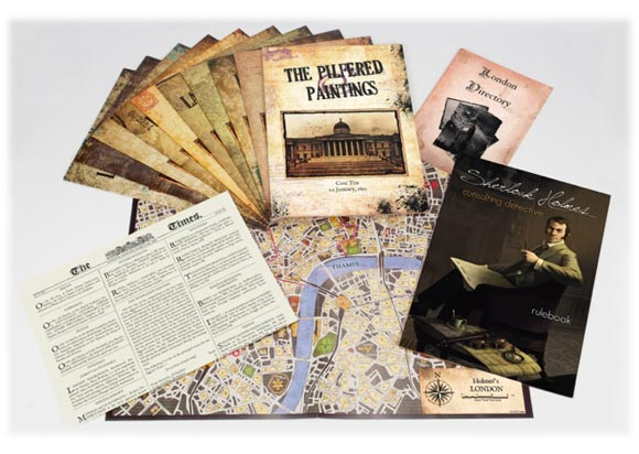 Sherlock-Holmes-Consulting-Detective components