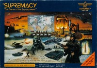 Supremacy - Board Game Box Shot