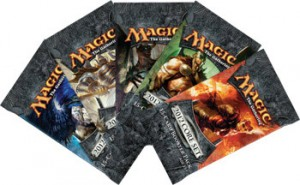 2012 Core Set booster packs