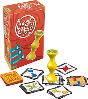 Jungle Speed Contents