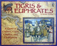 Tigris and the Euphrates - Board Game Box Shot