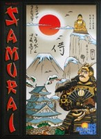 Samurai - Board Game Box Shot