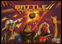 Battle Beyond Space - Board Game Box Shot