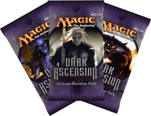 Magic: The Gathering - Dark Ascension booster pack