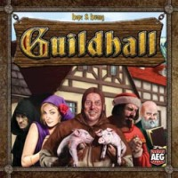 Guildhall - Board Game Box Shot