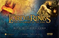 LOTR: The Fellowship of the Ring Deck Building Game - Board Game Box Shot
