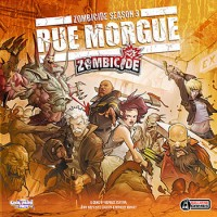 Zombicide: Season 3 – Rue Morgue - Board Game Box Shot