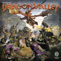 Dragon Valley - Board Game Box Shot