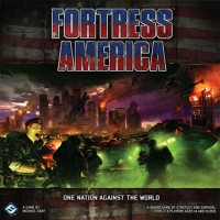 Fortress America - Board Game Box Shot