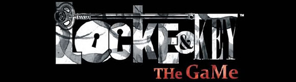 Locke and Key card game title