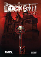 Locke & Key: The Game - Board Game Box Shot