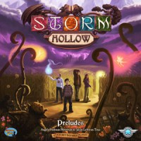 Storm Hollow: A Storyboard Game - Board Game Box Shot