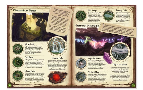 Storm Hollow: A Storyboard Game book Guide to Storm Hollow