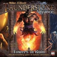 Thunderstone Advance: Towers of Ruin - Board Game Box Shot