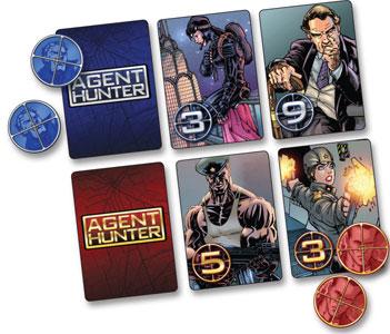 Agent Hunter layout