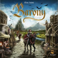 Barony - Board Game Box Shot