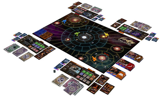 Firefly: Board Game