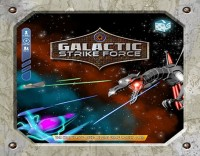 Galactic Strike Force - Board Game Box Shot
