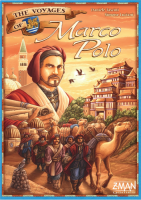 The Voyages of Marco Polo - Board Game Box Shot