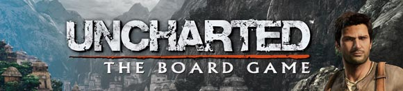 Uncharted: Board Game title