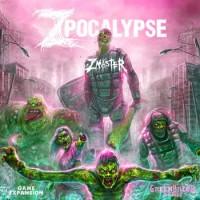 Zpocalypse: Zmaster - Board Game Box Shot