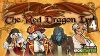 The Red Dragon Inn 4 - Board Game Box Shot
