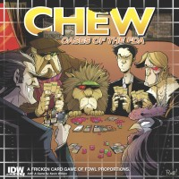 CHEW: Cases of the FDA - Board Game Box Shot