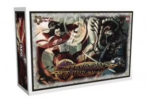 L5R The Shadow's Embrace expansion box