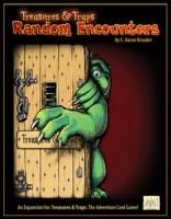 Treasures and Traps: Random Encounters - Board Game Box Shot