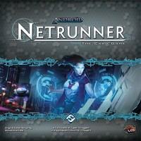 Android: Netrunner - Board Game Box Shot