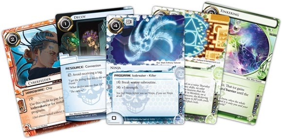 Android: Netrunner LCG cards 2