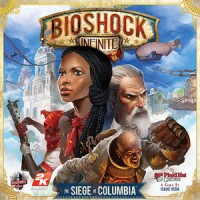 BioShock Infinite: The Siege of Columbia - Board Game Box Shot