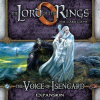The Voice of Isengard Expansion - Board Game Box Shot