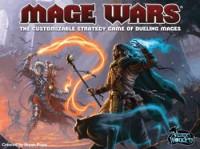 Mage Wars: Core Set - Board Game Box Shot