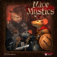 Mice and Mystics - Board Game Box Shot