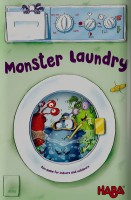 Monster Laundry - Board Game Box Shot