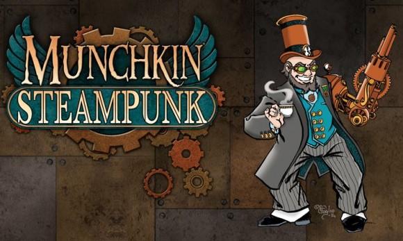 Munchkin Steampunk Banner