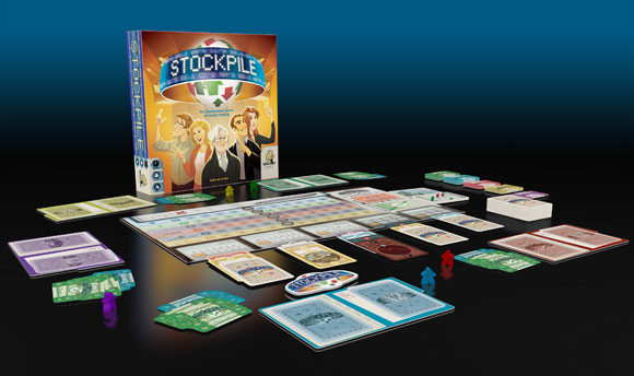 Stockpile game components