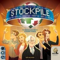 Stockpile - Board Game Box Shot