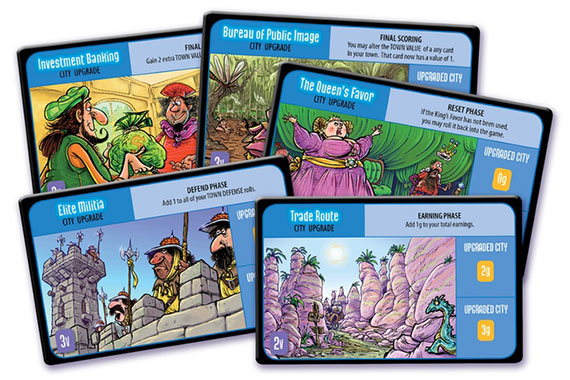 City Builder City Cards