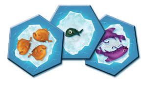 Hey That's My Fish tokens