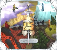 King Down - Board Game Box Shot