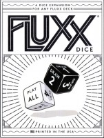 Fluxx Dice - Board Game Box Shot