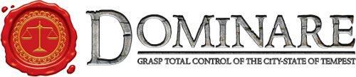 Dominare board game title