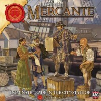 Mercante - Board Game Box Shot