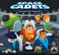 Space Cadets - Board Game Box Shot