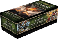 Hordes: High Command – Castle of the Keys Campaign Expansion - Board Game Box Shot