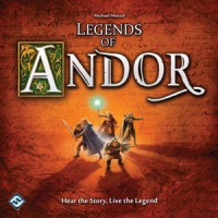 Legends of Andor - Board Game Box Shot