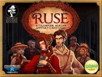 Ruse - Board Game Box Shot